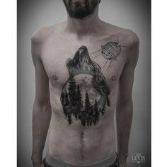Tattoo by Ien Levin I Tattoo, Cool Tattoos, Future Tattoos, Tattoo Inspiration, Tatting, Body Art, Piercings, Instagram, Tattoo Ideas