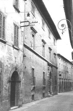 1964 - 1965 Matelica - Facciata Museo Piersanti
