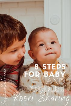 Baby and Toddler Room sharing is the perfect way to save money. Learn how you can start room sharing now with my 8 easy steps for any toddler and baby. #roomsharing #motherhood #toddler #newborn