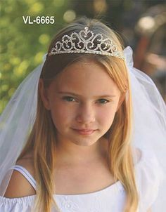 First Communion Hairstyle 16