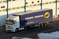 Air Cargo Transport truck