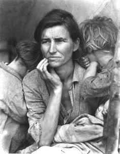 The Family of Man exhibition  Dorothea Lange