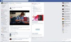 "As previously stated, I really like the simple use of colors Facebook uses. It's not overwhelming and makes it easier for videos and pictures to stand out. I also really like the features the website provides. If I could add a ""like"" or ""message"" element to my site i think it would be more enticing for users to visit my page more frequently."