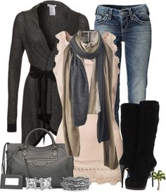 """Easy going"" by cindycook10 on Polyvore"