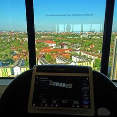 Motivate yourself for fitness with that view must be pretty easy, or?;)  Read more about it: http://sher.at/1rRkrBt Photo Credit @ad_27 via Instagram
