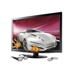 NEW 23In Wide Led Lcd Mon 3D 1080P 1366X768 W/3D Glass http://topshopping.com.au/