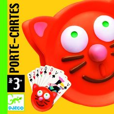 This card holder by Djeco is designed to help your child hold their playing cards. Suitable From years Dimensions Box 9 x 9 x Brand Djeco Product Code Barcode 3070900059979 Personalized Labels, Cat Cards, Card Games, Kids Toys, Activities For Kids, Gift Wrapping, Gifts, Design, Games