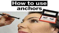This tutorial by tori belle cosmetics will give you everything you need to know about anchors and how to be HIP! Magnetic Lashes, Facial Wash, Face Framing, Beauty Quotes, Skin Problems, Oily Skin, Eyeliner, Brows, Makeup Yourself