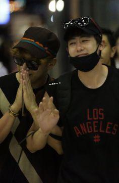 Jun. K&NICHKHUN帰国(仁川到着) の画像|Love Jun. K&2PM now and forever...♡