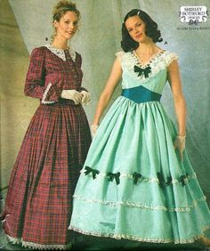 Simplicity 7312 Civil War Era (Gone with the Wind Style) Day Dress, Cape Belt Sewing Pattern, Shirley Botsford Design Size 10,12,14 by Simplicity, http://www.amazon.com/dp/B00CZY6DW8/ref=cm_sw_r_pi_dp_ZLEOrb01Y7MPM