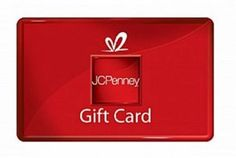 JCP Gift Card
