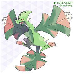 196: Treevern by LuisBrain.deviantart.com on @DeviantArt