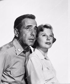 photo June Allyson Humphrey Bogart film Battle Circus 3990-16