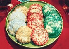 Simple Lemon Sugar Cookies.  Cookie Sweatshop 2011 is rapidly approaching! :)