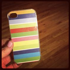 My DIY iPhone case