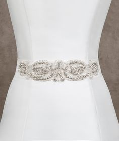 Presenting belt CINT.420, the accessory you were searching for | Pronovias | Pronovias