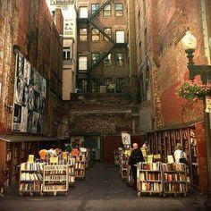 Brattle Book Shop de Boston,
