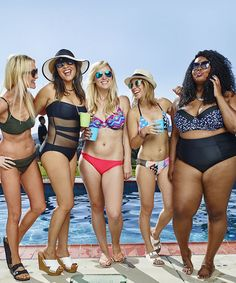 Target Loves Every Body Campaign   Target celebrates body diversity in its new Love Every Body Campaign. #refinery29 http://www.refinery29.com/2015/06/89077/target-loves-every-body-campaign