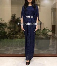 Hijab Dress Party, Hijab Outfit, Islamic Fashion, Ethnic Fashion, Batik Fashion, Hijab Fashion, Kaftan Gown, Elegant Maxi Dress, Batik Dress