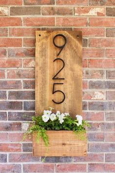 This is piece is hand made - it is made with poplar board and cedar. Minim numbers are **4** if you have more then that and would like a custom order please message me and I will work out a price with you. Planter box will have holes drilled in the bottom for drainage.