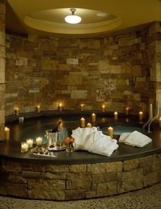 Pin for Later: The Most Beautiful Spas in the World — and Which Treatments to Try! St. Regis Aspen Remède Spa