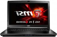 Ноутбук Msi GL72 6QD-210RU 17.3 1600x900 Intel Core i5-6300HQ 1Tb 8Gb nVidia GeForce Gtx 950M 2048 Мб черный Windows 10 Home 9S7-179675-210