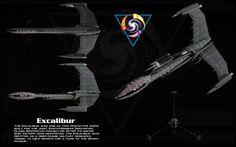 Excalibur ortho by unusualsuspex.deviantart.com on @deviantART