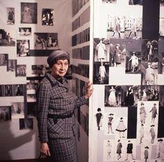 Jadwiga Grabowska - chestna polskiej mody