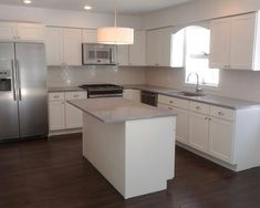 L Shaped Kitchen Layout budget kitchen remodel - tips to reduce costs | budget kitchen