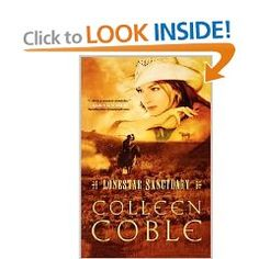 Lonestar Sanctuary by Colleen Coble  Christian Fiction