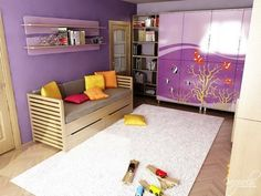 Kids' Room Decorating Ideas