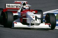 1995 Barcelona (Nigel Mansell, McLaren MP4-10B)