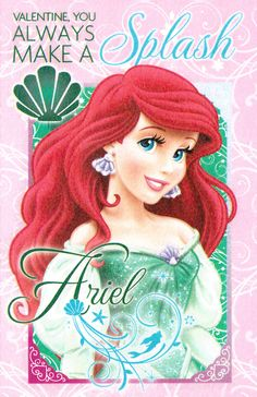 Disney Princess Valentine #7
