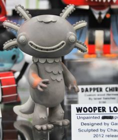 When can I get a finished version of Gary Ham's Wooper Looper?!