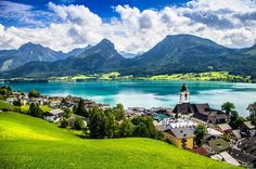 St. Wolfgang, #Austria.