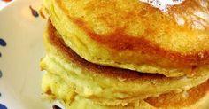 お砂糖なしなのでサンドイッチにも向くおかずパンケーキです。 玄米粉の代わりに米粉でも。(水分量若干増やしてください)