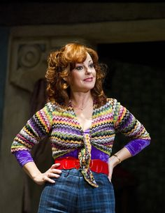 The fabulous Ruthie Henshall in Billy Elliot at the Victoria Palace Theatre #Billy10 https://www.londontheatredirect.com/musical/242/Billy-Elliot-tickets.aspx?utm_content=buffer5a0d1&utm_medium=social&utm_source=pinterest.com&utm_campaign=buffer