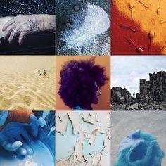 Textures. May help in descriptions.