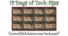 With the holiday season here, I am excited to share some of my favorite things in educational technology!   I will be doing this in a seri...
