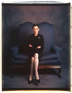 Ruth Bader Ginsberg  Supreme Court Justice  quietly fighting for women's rights in America