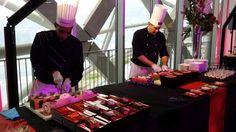 Le Groupe Pavillon est  le partenaire privilégié des grands événements sur le stade de l'Allianz Riviera à Nice pour assurer la restauration de l'équipe de l'OGC Nice