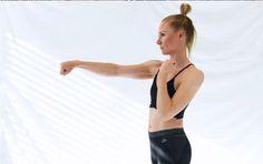 5 Übungen: So bekommt ihr ruckzuck schlanke, definierte Arme.