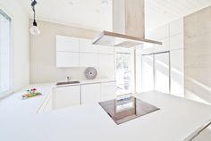 House2 keittiö - kitchen Pergola, Sink, Loft, Bed, Furniture, Home Decor, Sink Tops, Vessel Sink, Decoration Home