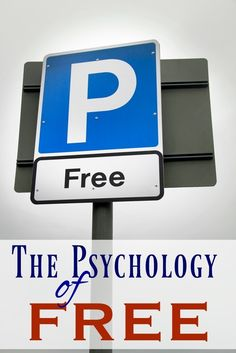 FREE food, FREE health and beauty products and even FREE samples - they can be great, but at what price? Find out the Psychology of FREE to help you understand why people gravitate to those items - even if they are not good for you.
