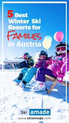 Enjoy your family holiday in Ski amadé! From 14 March 2020 to the end of the season Easter Bunny has prepared a special offer for families in Ski amadé. Family Ski, Family Holiday, Your Family, Easter Bunny, Skiing, Families, March, Seasons, Winter