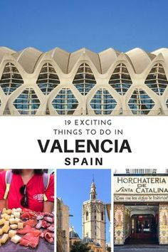 Valencia is one of the most interesting cities in Spain. Here is an insider's guide to the most exciting things to do in Valencia at any time of the year. Travel in Europe. Spain And Portugal, Portugal Travel, Spain Travel, Mykonos, Santorini, Europe Travel Guide, Travel Guides, Travel Destinations, Cinque Terre