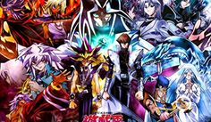 Collectible Trading Card Playmats - Yugioh Collage TCG playmat gamemat 24 wide 14 tall for trading card game smooth cloth surface rubber base >>> Details can be found by clicking on the image.