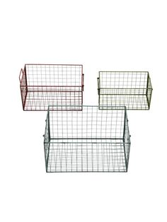 Wire Baskets (Set of 3)