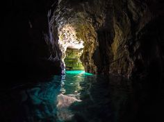 How to find the Instagram sea cave in Pula, Croatia