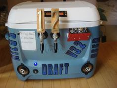 Homebrewing Beer: The Ultimate Mobile Homebrew Dispenser